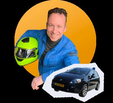 Rijinstructeur Ritske Douma Metslawier